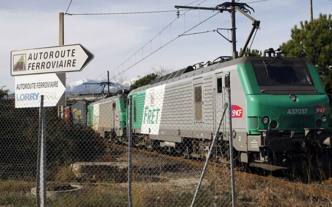 Le train: solution pour une croissance durable