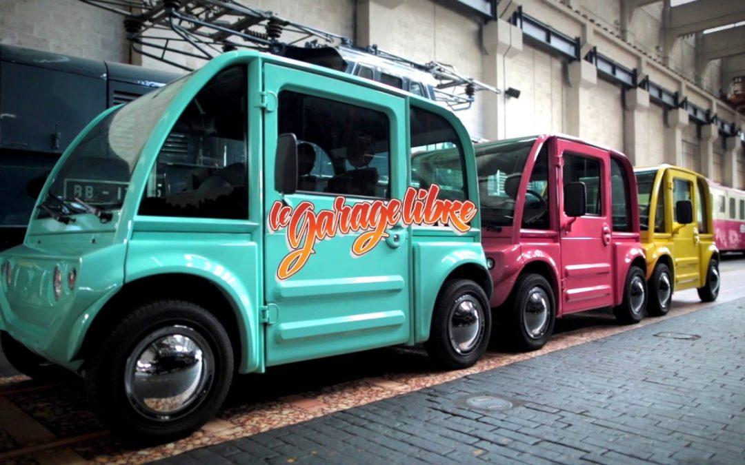 XYT: des véhicules électriques et modulaires pour les premiers et derniers kilomètres