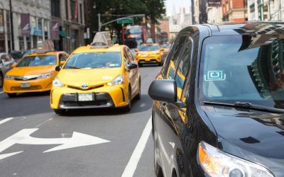 Can city regulations app-dispatch car services better?