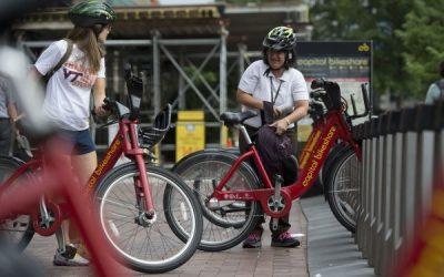 Bike-Share Funding increase in House Bill Proposal