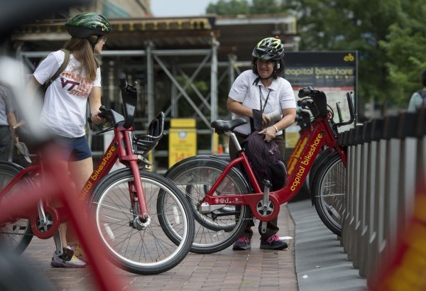 Bike-Share Funding increase in House Bill Proposal