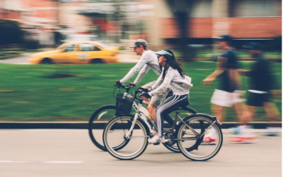 How MaaS can incorporate the benefits of active travel for businesses