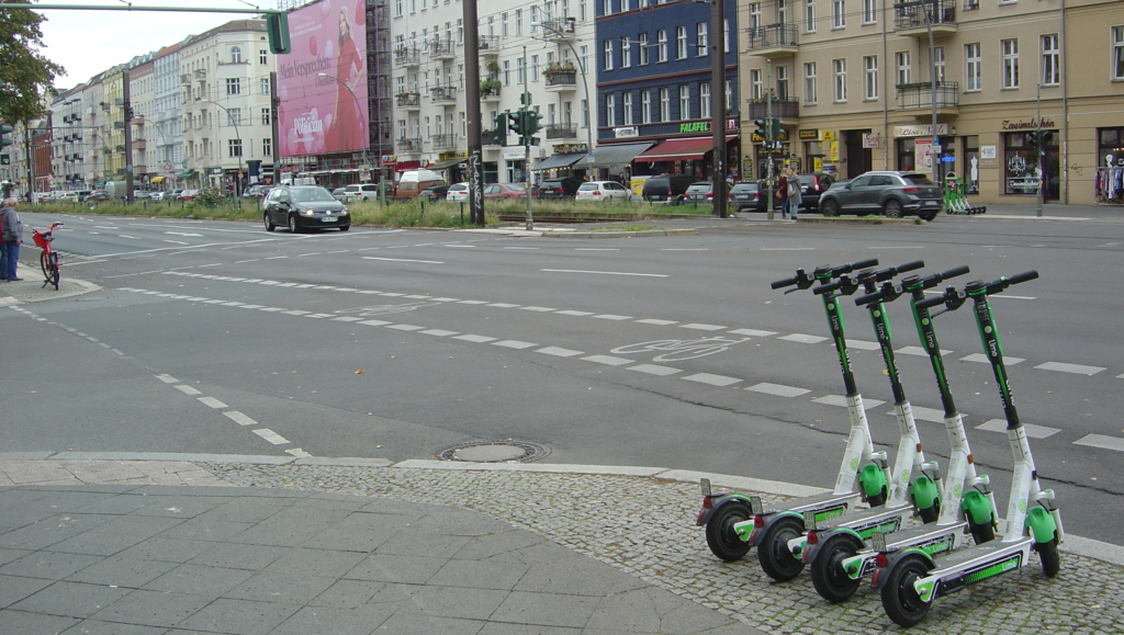 La mobilité en free-floating