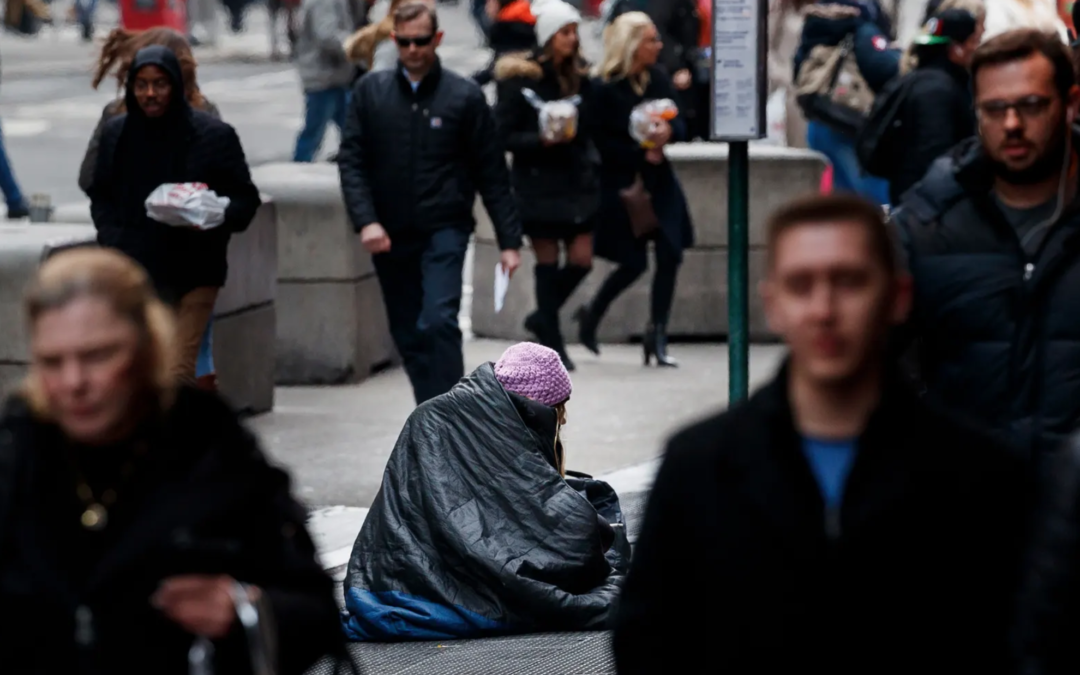 City homelessness can be solved !