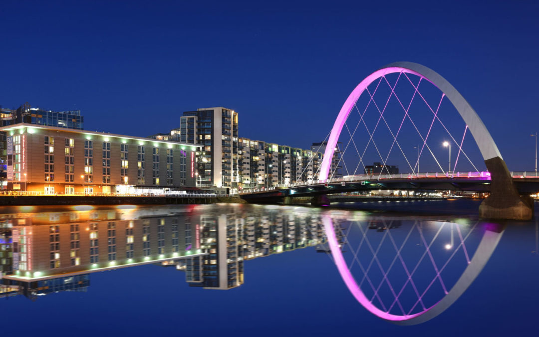 Scotland:  strong support for Smart city technologies