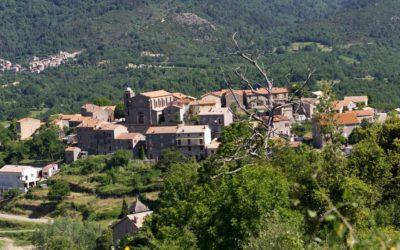 Cozzano (Corse): le Smart Village