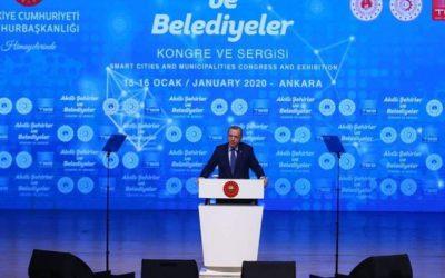 Turkey eyes global actor role in smart cities market