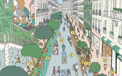 "Paris Mayor's Plans for the ""15-Minute City"""