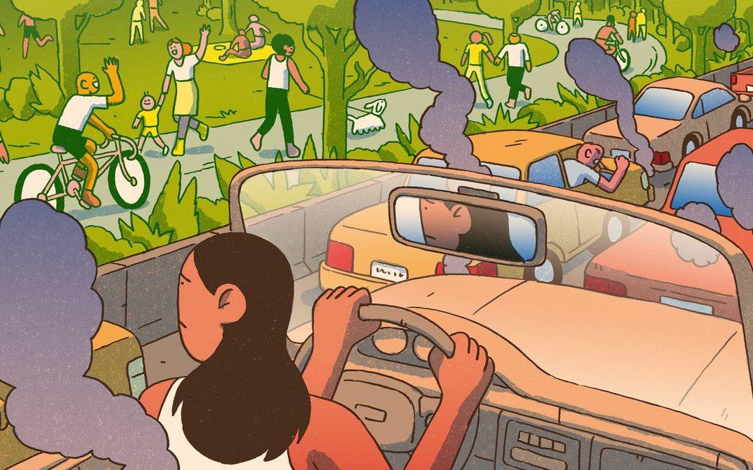 Ending city car traffic