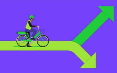 Will more bicycles really help green growth?