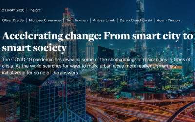 From the smart city to the smart society