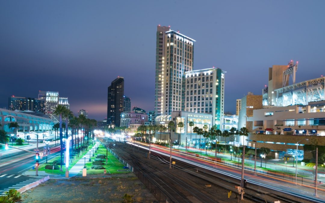 Marines to work with San Diego on smart city applications