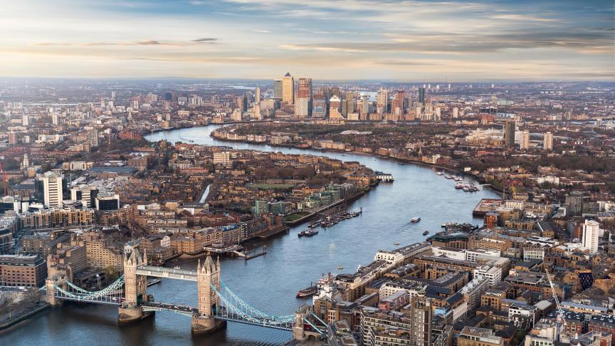 Top 10 smart cities in Europe