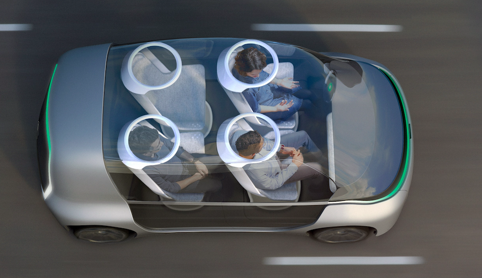 Concentration in the Autonomous Driving space