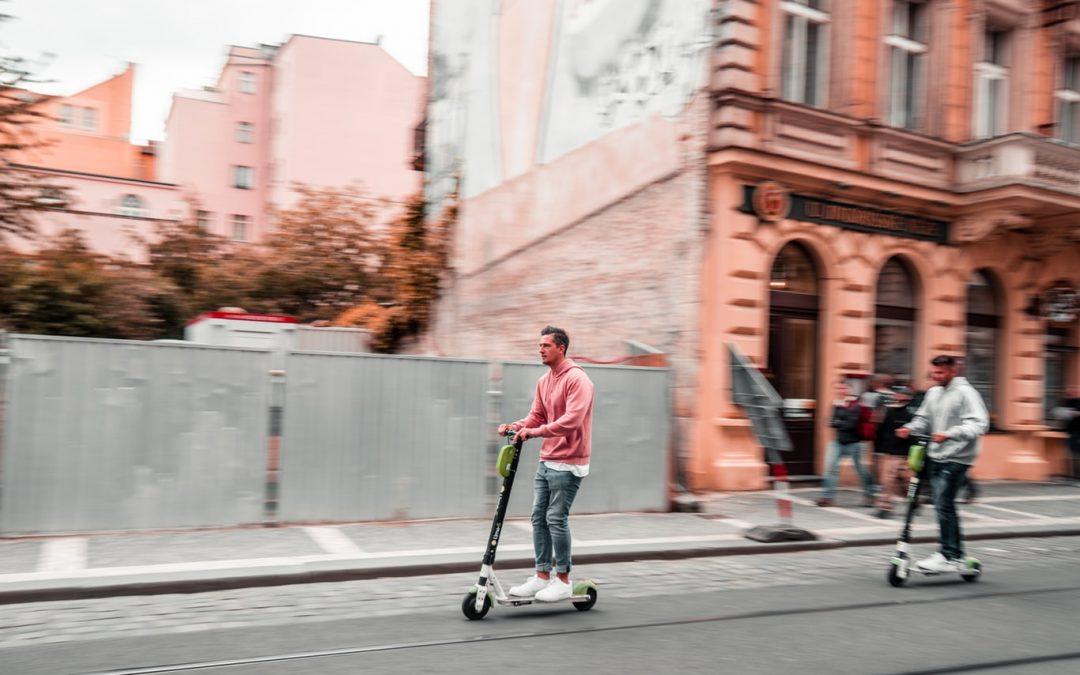 Scooter-sharing Hype in Europe, a Déjà vu?