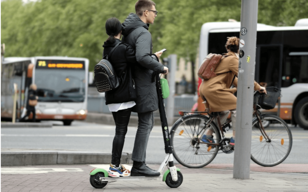What should the relationship of Shared Mobility to Public Transport be?